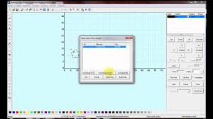 importing dxf files to lasercut youtube
