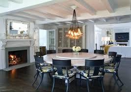 Dining Table Light Fixtures Coastal Decor Pendant Lamp Room Mixed Some Black
