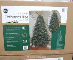 Of Indoor Feet Led Tree Ft Pre Lit Christmas Trees Costco Sale