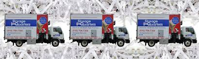 Mobile Shredding Services | Storage Quarters