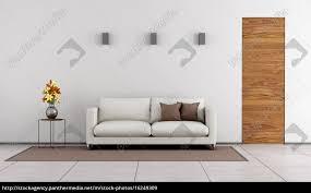 stock photo 16249309 minimalist living room