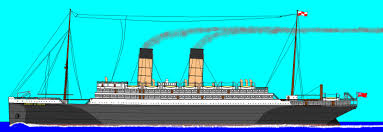 Where Did The Rms Lusitania Sink by R M S Lusitania By Rms Olympic On Deviantart