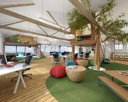 Inspiring Creative Workspace Design The Neighbourhood Elegant
