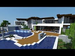 maison de luxe minecraft awesome maison de luxe moderne minecraft tuto gallery lalawgroup