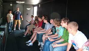 100 Game Truck Columbus Ohio Mr Room Mobile Video And Laser Tag