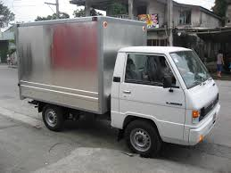 100 J And J Truck Bodies Aluminum Van Body Kaunlaran Body Builders Corp