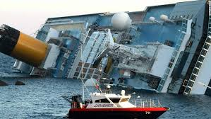 what caused the cruise ship disaster cnn