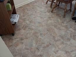 floating vinyl flooring that looks like ceramic tile floating