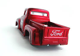 Image - Custom '56 Ford Truck Red Rear View.JPG | Hot Wheels Wiki ... 38 Custom Ford Truck Is So Epic Everyone Talking About It Seven Modified 2016 F150 Pickups Coming To Sema Motor Trend Sales Near Monroe Township Nj Lifted Trucks Accsories Imagimotive 1948 Custom Interiors By Thomas Captain America F250 For Sale 1957 F100 Pickup Hot Rod Network Von Millers Svt Raptor Can Be Yours For The Right 56 73mm 2008 Wheels Newsletter The Biggest Diesel Monster Ford Trucks 6 Door Lifted Custom Youtube