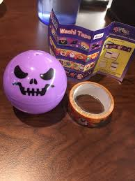 Halloween Washi Tape Australia by A Little Halloween Toy With Washi Tape For Eating 15 Plates Yelp