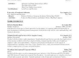 Personal Interests Examples Activities And For Resume To Put On A