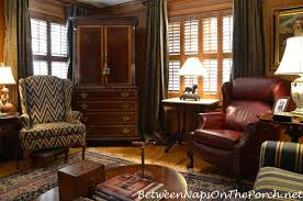 Country Style Living Room Pictures by Velvet Drapes For A Paneled English Country Style Living Room