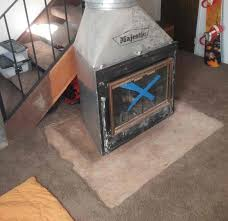 carpeting around tile hearth doityourself community forums