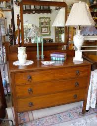Tiger Oak Dresser With Swivel Mirror by 16 Tiger Oak Dresser With Swivel Mirror Sold Victorian