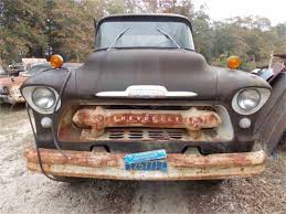 Truck » 1957 Chevy Truck For Sale - Old Chevy Photos Collection ... 9 Sixfigure Chevrolet Trucks 3100 Pickup V8 Project 1957 Pickup For Sale Classiccarscom Cc1035770 Rare Napco 4x4 Shortbed Stepside Project Gmc Panel Truck Hot Rod Network 12 Ton 502 Sale On Chevy Cameo Classic
