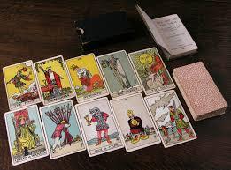 Universal Waite Tarot Deck Instructions by Tarot Mythology The Surprising Origins Of The World U0026 8217 S Most
