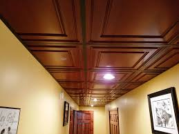 Ceilume Stratford Ceiling Tiles by Ceilume Faux Wood Intersource Specialties Co
