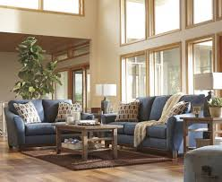 Cindy Crawford White Denim Sofa by Cindy Crawford Palm Springs Sectional Color Wall Colors Blue Denim