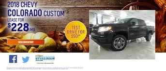 Stykemain Chevrolet: Car Dealership In Paulding OH | Near Fort Wayne IN