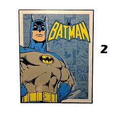 Vintage Superhero Wall Decor by Retro Batman Vintage Collectible Metal Wall Decor Sign 16