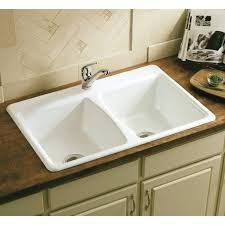 Overmount Sink Ceramic Sink Tags Cool Porcelain Kitchen Sinks