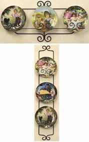 Tuscan Decorative Wall Plates by One Of Our Newer Plate Racks The Chelsea Would Display A Book