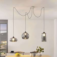 hängeleuchte küche hängele esstisch glas