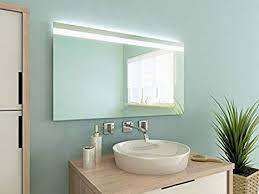 cek21 badspiegel mit beleuchtung design spiegel für