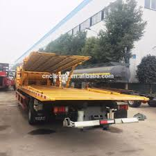 100 New Tow Trucks For Sale China Condition Double Row Wrecker Flatbed Wrecker Truck
