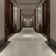 polished finished white marble look 8x8 ceramic floor tile buy