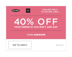 Baby Gap Coupons 2018 / Nursing Cover Boutique Coupon How To Save Money At Gap 22 Secrets From A Seasoned Gp Coupon Code Corner Bakery Coupons Printable Shop For Casual Womens Mens Maternity Baby Kids Coupon Baby Gap Skin Etc Friends And Family Recycled Flower Pot Ideas Lampsusa Ymca Military Discount Canada Place Cash Anaconda Free Shipping Finally Parallels Coupons Bridge The Between Mac And Pinned May 2nd 10 Off 30 Kohls Or Online Via Promo Om Factory 1911 Sale 45 Uae Promo Code Up 50 Off Codes Discount