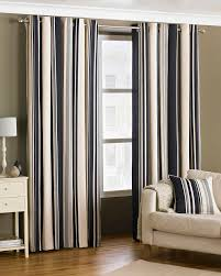 Tommy Hilfiger Curtains Cabana Stripe by Grey Striped Curtains Home Decorating Inspiration