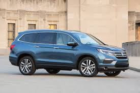 Used Honda Pilot With Captain Chairs by 2017 Honda Pilot Pricing For Sale Edmunds