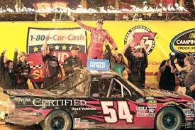 NASCAR Eldora 2015 Results: Christopher Bell Wins Mud Summer Classic ...