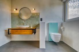 umgesetzt 2 materialien muster und farbe wenn beton