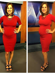 Pregnant News Anchor Laura Warren Was Called Disgusting By A Viewer