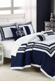 Blue And White forter Sets Freda Stair