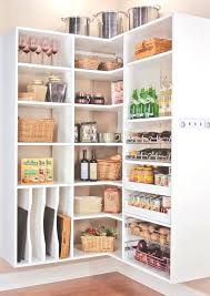 Spice Storage System Alluring White Pantry Cabinet With Pull Out