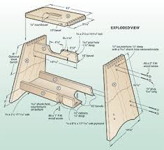 Free Wooden Folding Step Stool Plans by Tool Shed Framing Plans Free Plans Adirondack Rocking Chair Step