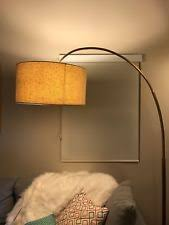 Overarching Floor Lamp Brass by West Elm Lamp Ebay