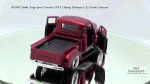 Chevy Silverado Toy Truck Lovely Jada Toys Just Trucks 1953 Chevy ...