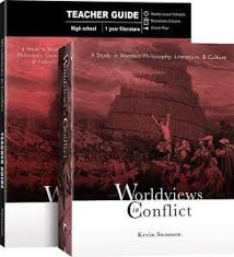 Worldviews In Conflict A Study Western Philosophy Literature Culture