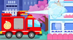 Cars & Trucks For Kids | Transport Vehicles For Kids - Fire Truck ... Ambulance Video For Children Kids Truck Fire And Rescue Tow Youtube Alphabet Garbage Learning Vacuum Trucks Color Cars In Spiderman Cartoon Videos Colors Pictures Of For Group 67 Monster Road Roller Excavator