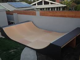 Tech Deck Half Pipe Skate Park Ramp by Ramp Plan For Building A Micro Quarter Pipe