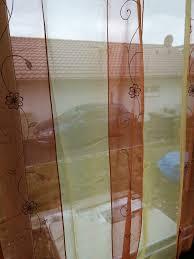 gardinen vorhang 4 teilig küche esszimmer