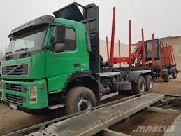 100 Used Log Trucks For Sale Volvo FM400
