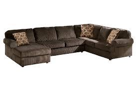 vista 3 piece sectional ashley furniture homestore