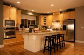 recessed kitchen lighting home design and decorating