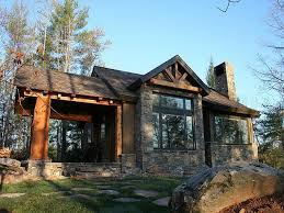 Image Of Charming Rustic Ranch Style House Plans