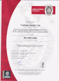 bureau veritas latvia latitude yachts certified by bureau veritas bv latitude yachts